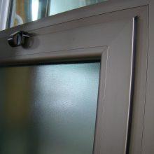 Ventana Aluminio Anodizado