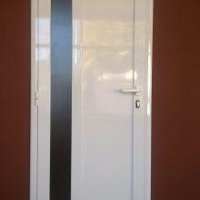 Puerta Aluminio Rotonda